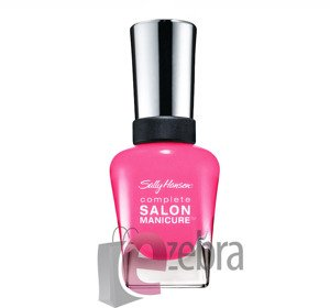 SALLY HANSEN SALON NAIL BATBANO BLUE 845