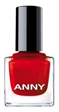 Anny Nail Lacquer lakier do paznokci 089.40 Red Carpet Red 15ml