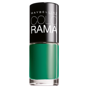 Maybelline Colorama New Nail Polish Lakier do paznokci 217 Tenacious Teal 7ml