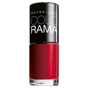 Maybelline Colorama New Nail Polish Lakier do paznokci 352 Downtown Red 7ml