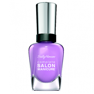 Sally Hansen Complete Salon Manicure lakier do paznokci 406 Purple Heart 14,7ml