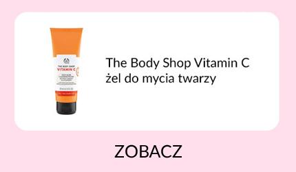 THE BODY SHOP VITAMIN C ŻEL DO MYCIA TWARZY 125ML