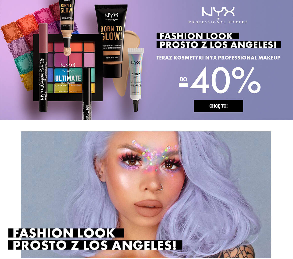 NYX FASHION WEEK