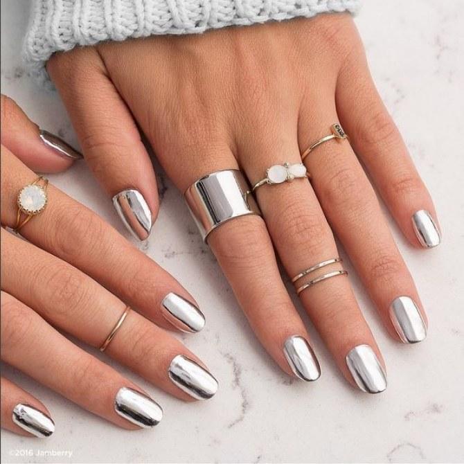 Jesienne Wzory Na Paznokcie Jak Zrobić Modny Manicure