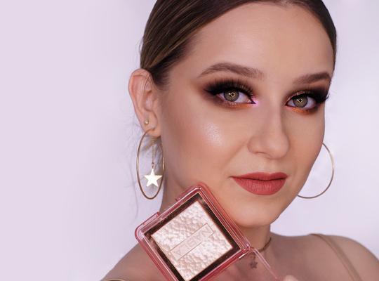 makeup kosmetykami nabla