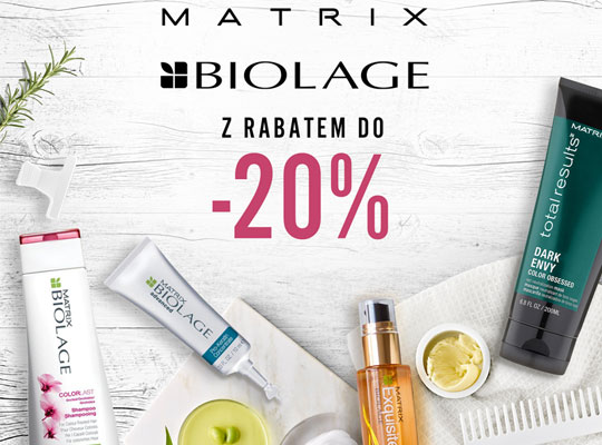 MATRIX I MATRIX BIOLAGE