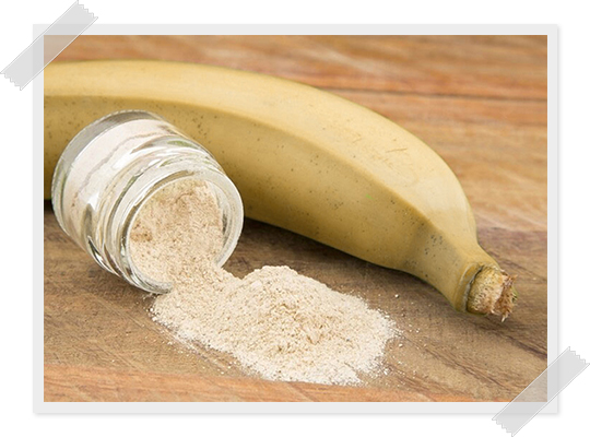 banana-powders