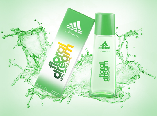 adidas floral dream eau de toilette