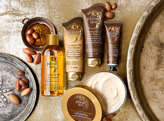 Avon Planet SPA Treasures Of The Desert