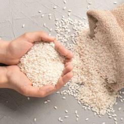 Barwa Naturalna ryżowa