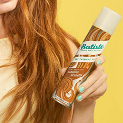 Batiste Dry Shampoo PLUS Wit a Hint of Colour