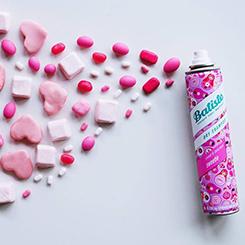 Batiste Dry Shampoo PLUS Wit a Hint of Colour