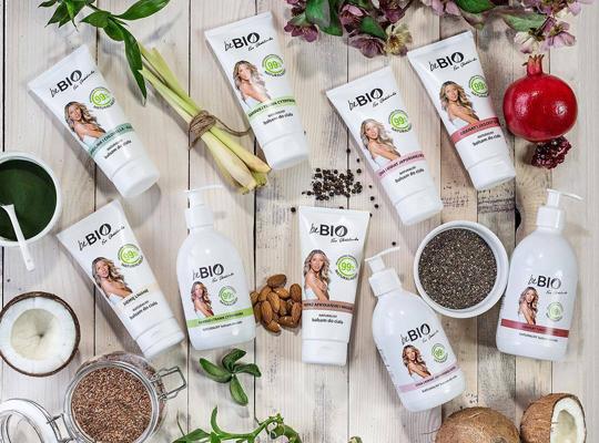 BeBio naturalny balsam do ciała