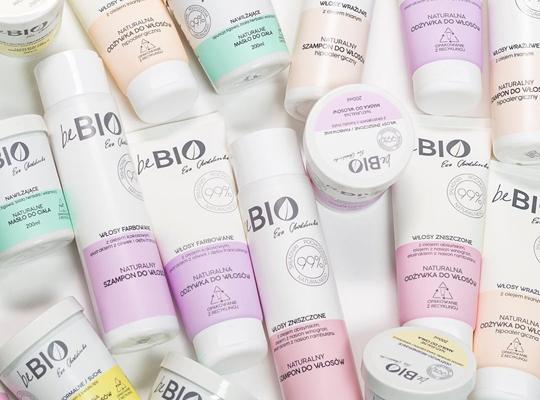 BeBio naturalny szampon