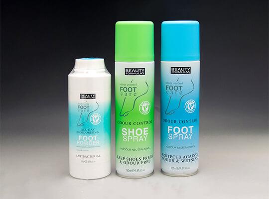 Beauty Formulas Foot Care Cream