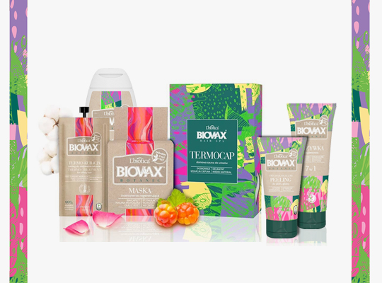 Biovax pielęgnacja włosów