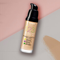 podkład Bourjois 123 perfect foundation