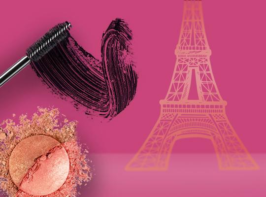Bourjois paris mon amour zestaw le duo blush volume reveal adjustable mascara tusz do rzęs róż do policzków