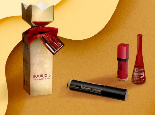 Bourjois tis the season to wear red zestaw