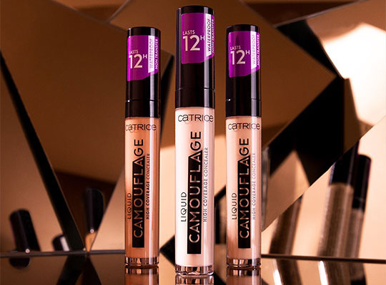 Catrice Liquid Camouflage High Coverage Concealer waterproof