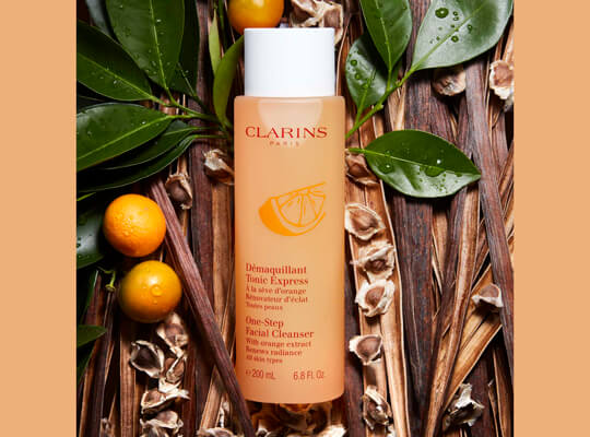 Clarins One-Step Facial Cleanser płyn dwufazowy
