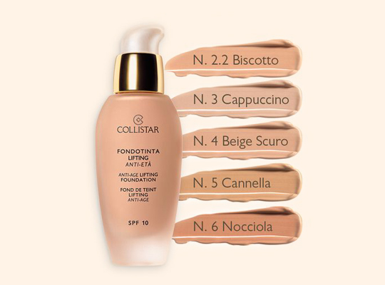 Collistar Anti Age Lifting Foundation
