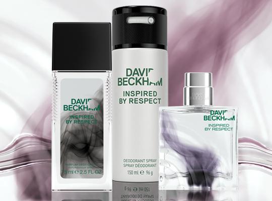 David Beckham Inspired By Respect Deodorant Spray