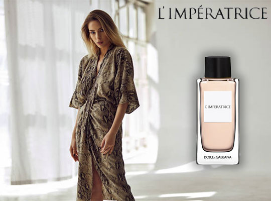 Dolce and Gabbana L Imperatrice 3