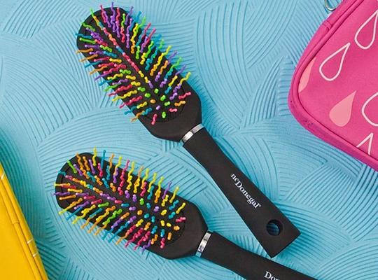 donegal FUN brush szczotka do włosów