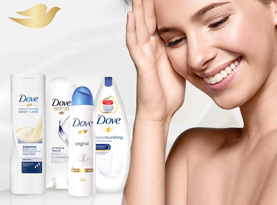dove nourishing body care rich nourishment krem do ciała