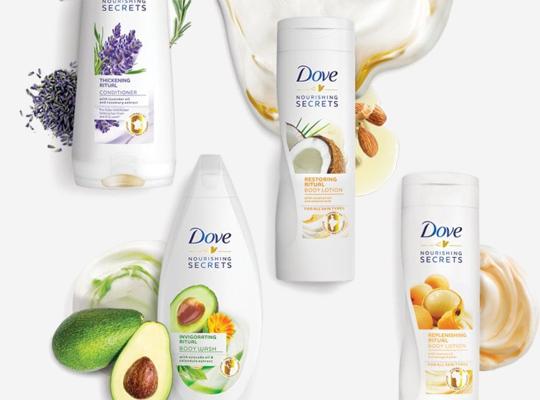 dove nourishing secrets restoring ritual conditioner odżywka do włosów