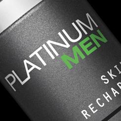 dr irena eris zestaw kosmetyków platinum men