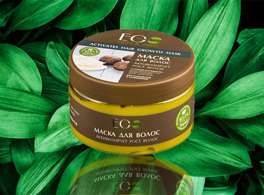 Eco Laboratorie Activates Hair Growth Mask
