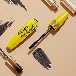 Eveline Cosmetics tusz do rzęs big volume mascara real shock