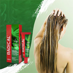 szampon peeling trychologiczny stymulujący wzrost włosów do skóry głowy