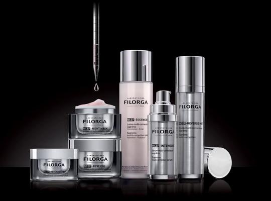 Filorga Laboratoires linia seria medi-cosmetique serum korygujące ncef-intensive