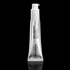 Filorga Laboratoires linia seria medi-cosmetique serum przeciwzmarszczkowe ochronne kwas hialuronowy hyal defence