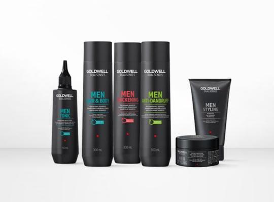 Goldwell Dualsenses Men szampon do ciała i włosów