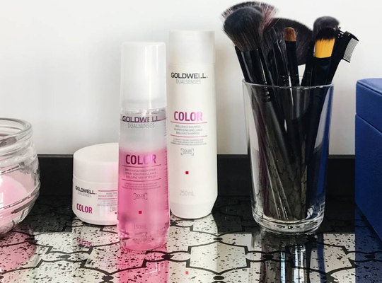 goldwell dualsenses serum do włosów color