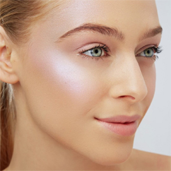 gosh copenhagen billionaire glowing bar palette highlight paleta do twarzy makijaż rozświetlacze
