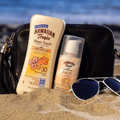 Hawaiian Tropic Shimmer Effect mleczko do opalania SPF 25