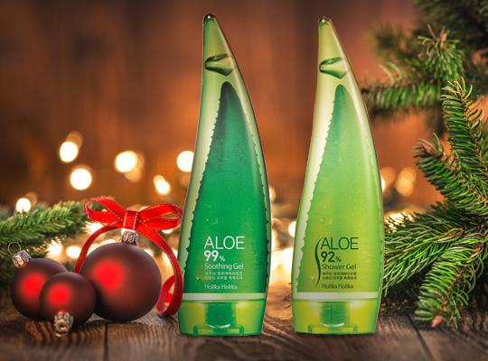 Holika Holika Aloe Soothing Gift Set