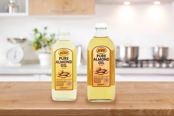 KTC Almond Oil olej migdałowy