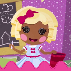 lalaloopsy dot starlight