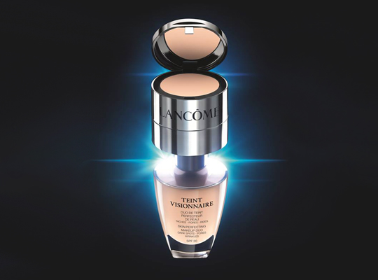lancome paris teint visionnaire foundation concealer skin perfecting make up duo podkład korektor