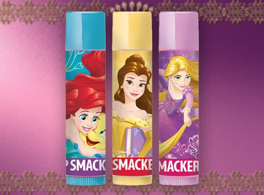 lip smacker lip balm balsam do ust disney princess rapunzel roszpunka magical glow berry