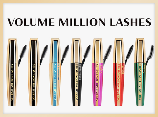 L'Oréal Paris Volume Million Lashes So Couture