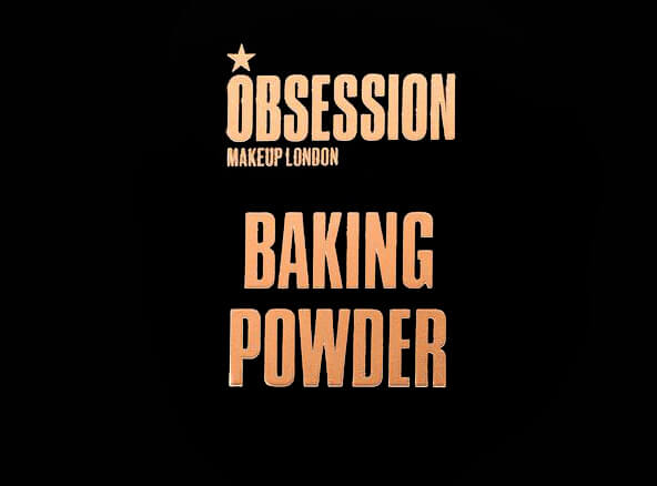 Makeup Obsession Baking Powder