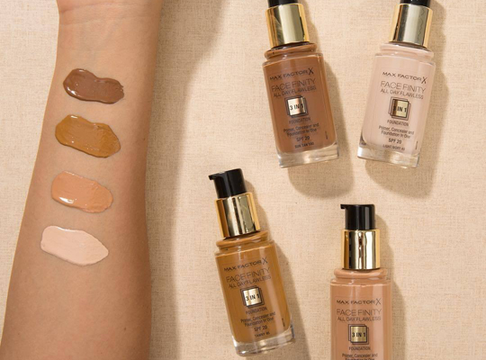 Max Factor Face Finity All Days Flawless 3in1