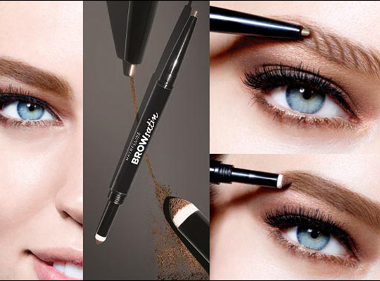 Maybelline Brow Satin Smoothing Duo-Brow Pencil & Filling Powder